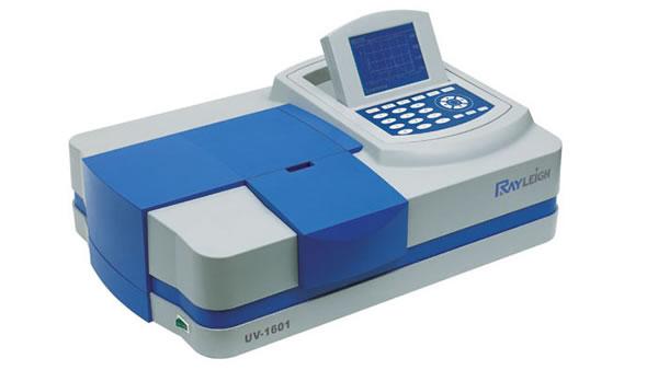 UV-1601紫外可见分光光度计技术参数