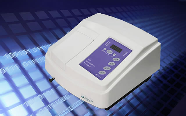 GS53紫外可见分光光度计