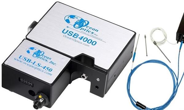 USB4000-FL荧光分光光度计