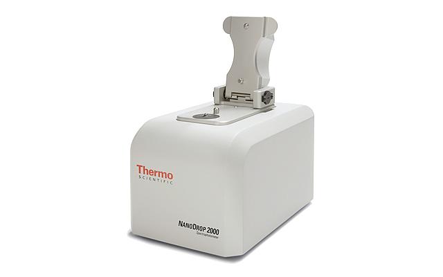 NanoDrop 2000超微量分光光度计