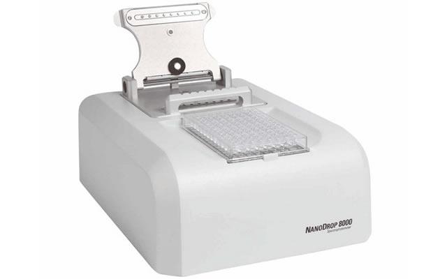 NanoDrop8000超微量分光光度计 ND8000