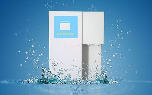 实验室超纯水机图片