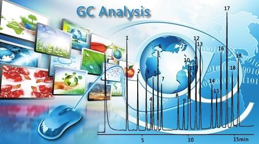 中国药典用气相色谱进行定性分析的方法