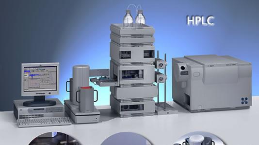 液相色谱检测器分类及适用物质