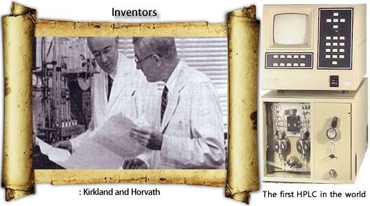 液相色谱发展历史