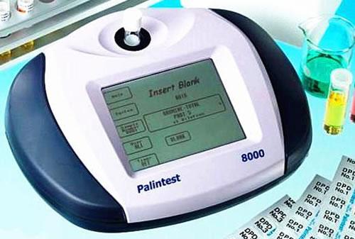 Palitest8000便携式水质分析仪
