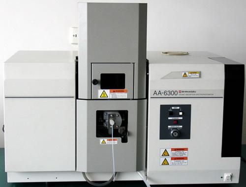 岛津AA-6300原子吸收分光光度计