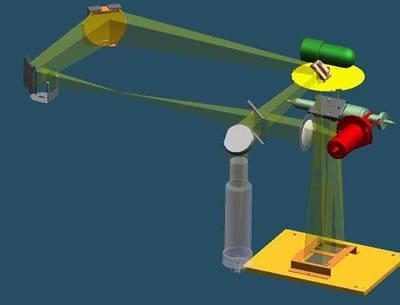 热电原子吸收分光光度计专利Stockdale双光束系统