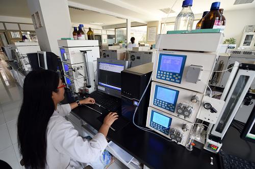 食品质量安全检测技术示范中心