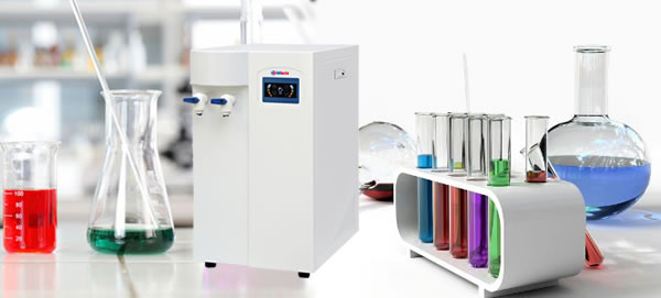 小型纯水设备 实验室小型超纯水机 VDLAB纯水机